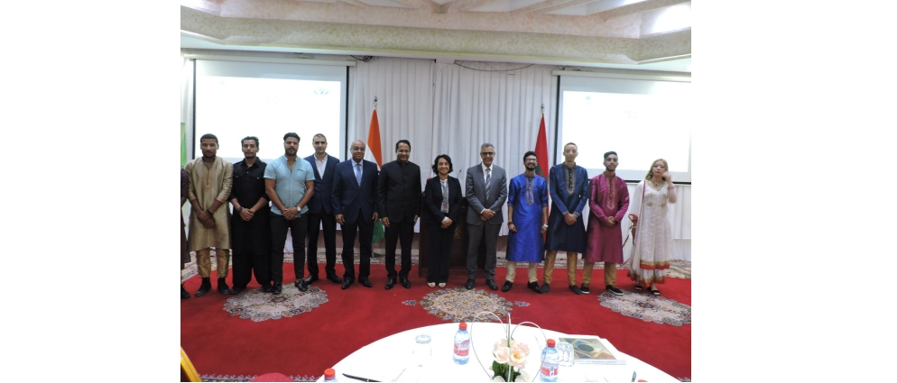 Celebration of ITEC Day 2019 in Rabat on 04 October 2019